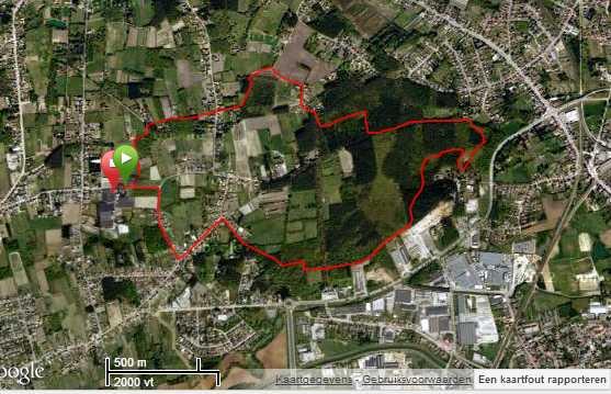 20130409Betekom wandeling lopen 6 km