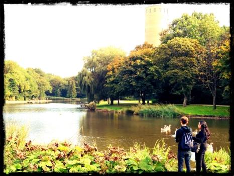 20131015 Oostende Maria Hendrika park
